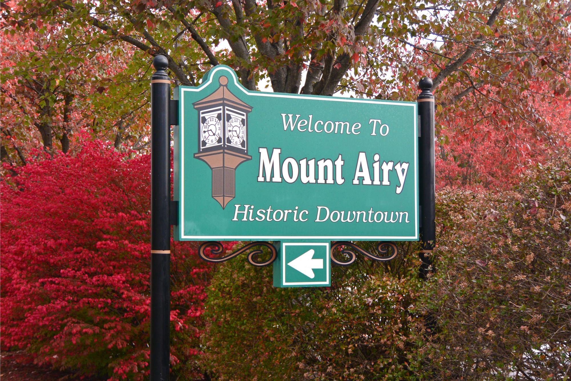 Mt. Airy NC